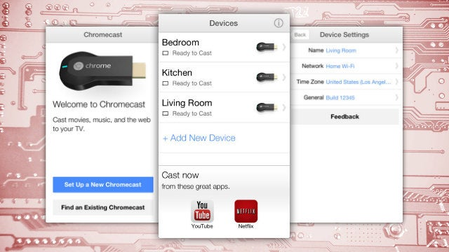 Google Launches Chromecast for iOS for New Chromecast Setup