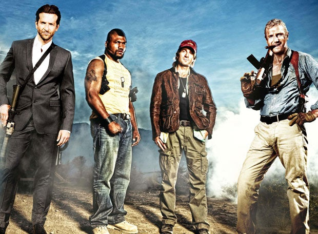 I Pity the Fool Who Doesn't Want to See the New A-Team
