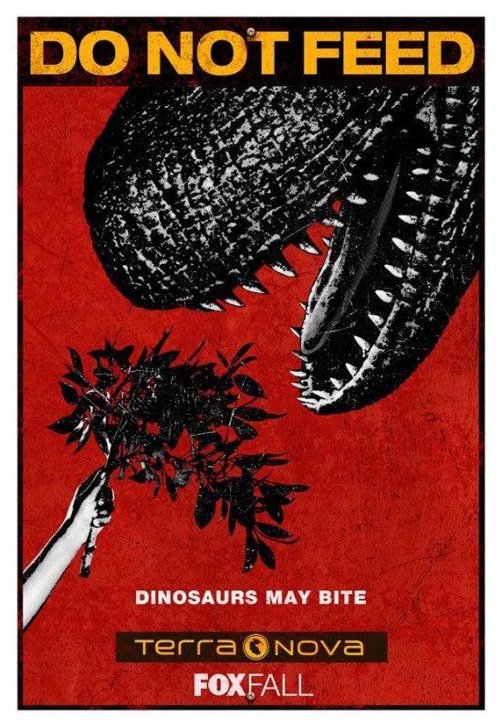 Terra Nova Promo Posters