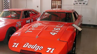 Going for a Drive in Bobby Isaac's 216+ MPH Charger Daytona