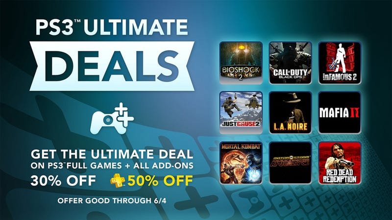 The PlayStation Network Unleashes Ultimate Editions for One Week Only