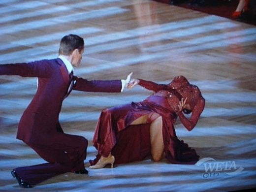 Ballroom Dancing, Now With 90% More Crotch Exposure