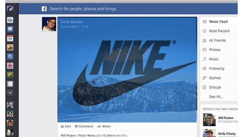 How to Opt Out of Facebook's Creepy New Targeted Ads