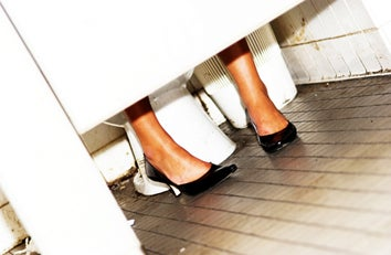 Female U.S. House Members Get Slightly Better Restroom