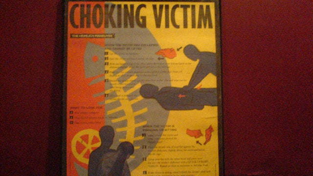 The Red Cross Has Updated its First Aid Guidelines for Choking Victims