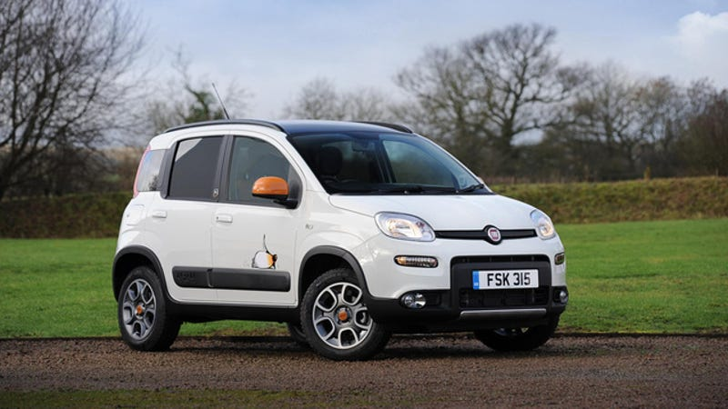 why i think the fiat panda 4x4 is the best modern small car. Black Bedroom Furniture Sets. Home Design Ideas