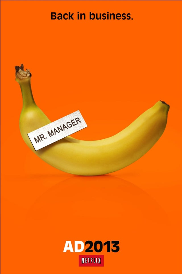 The Netflix Arrested Development Posters Are Finally Here