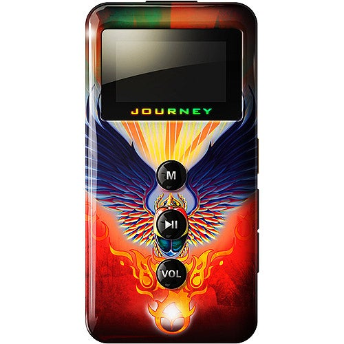 Custom Journey MP3 Player Comes Loaded With Aging Rock