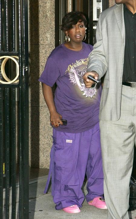 Missy Elliott: Purple Shame