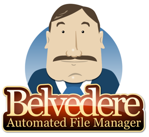 Belvedere Automated File Manager Gets New Features, New Look