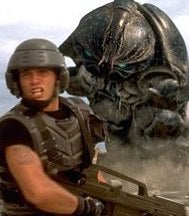 Help Johnny Rico Blast Bugs In Starship Troopers Video Game