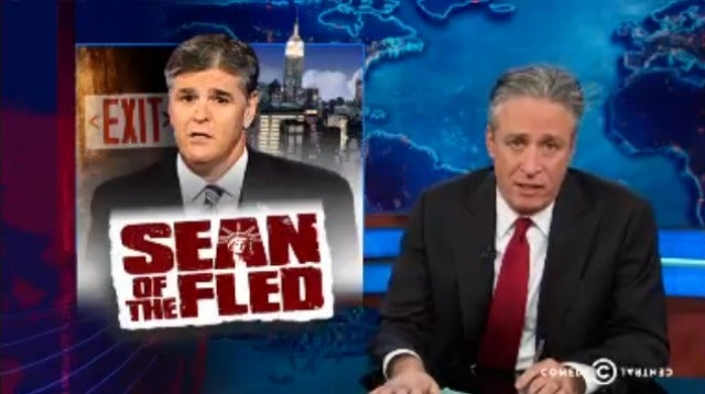 New York Gives Sean Hannity the Finger With Daily Show Musical Number