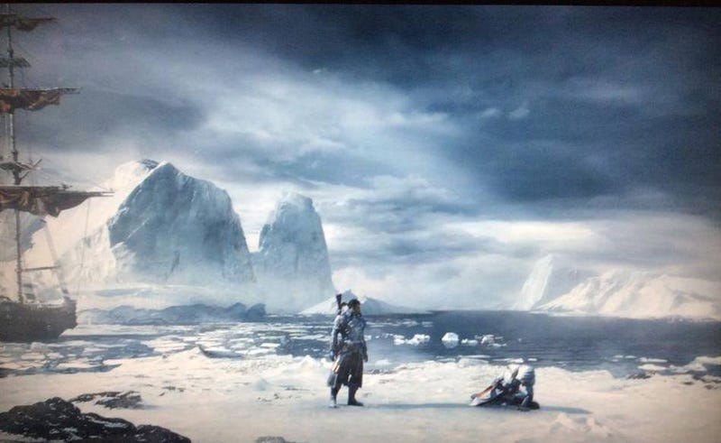 Leak Shows Off Rogue, This Year's Last-Gen Assassin's Creed [UPDATE]