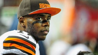 Reports: Josh Gordon Suspended Again For Testing Positive For Alcohol