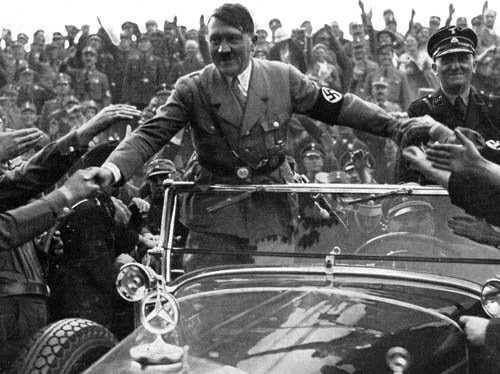Letter Shows Hitler Drove A Hard Bargain