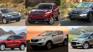 Best Overall CUV?