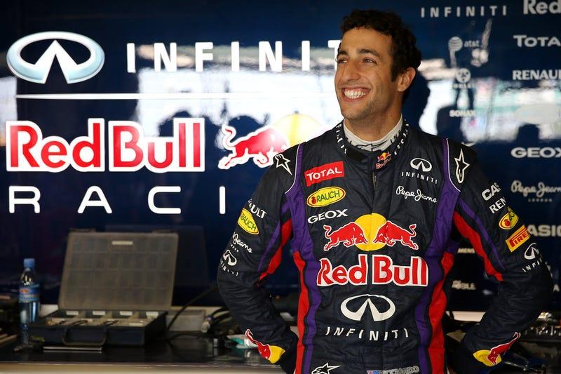[Respect for Daniel Ricciardo] x 1000