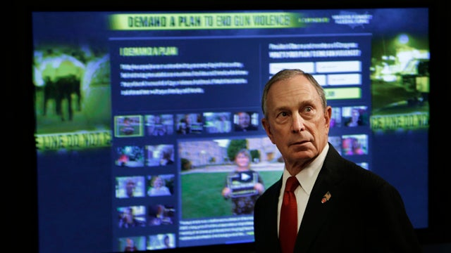 Mayor Bloomberg's Six-Point Plan for Gun Control