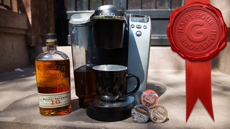 How to Make Cocktails With Your Keurig