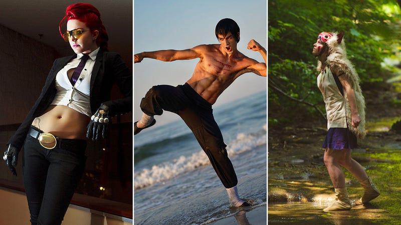 Cosplay That's Kickin' Like Bruce Lee
