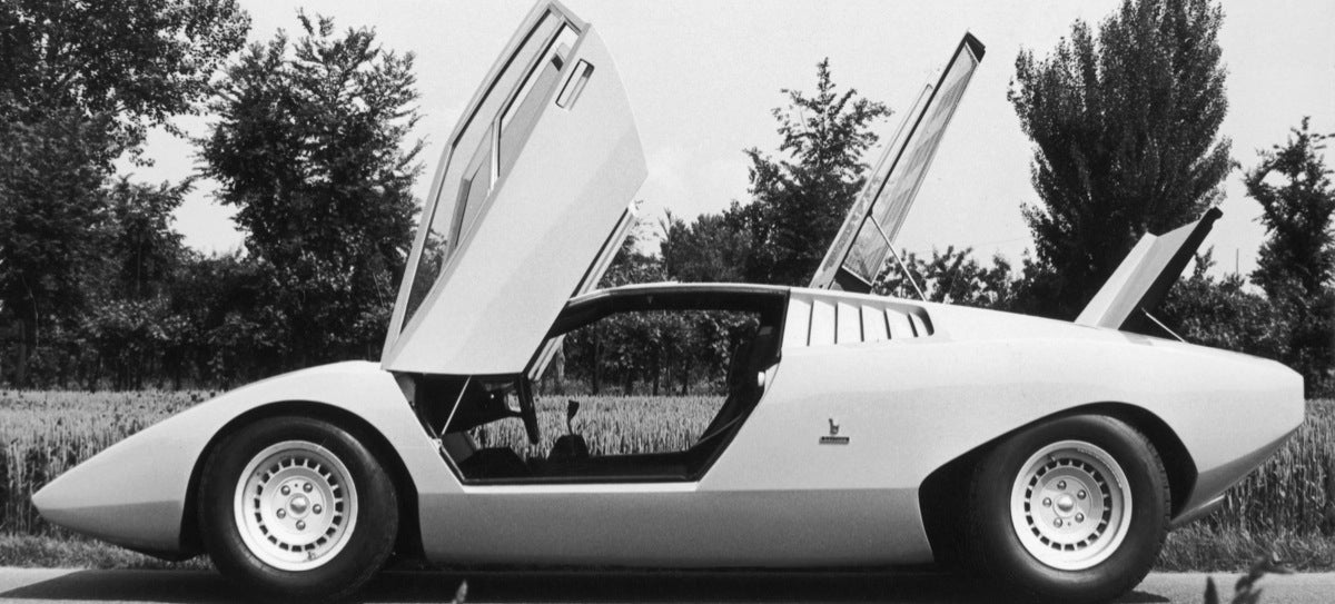 How A Canadian Man Saved Lamborghini And The Countach