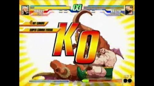 Zangief Vs. The Universe