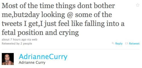 Courtney Love Tweets About Being A Feminist