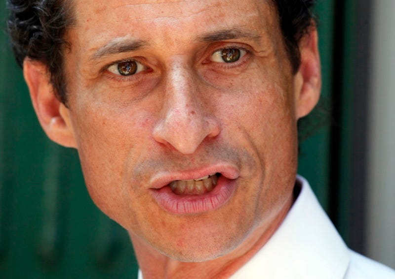 Anthony Weiner Can't Keep His Dick Out of the News