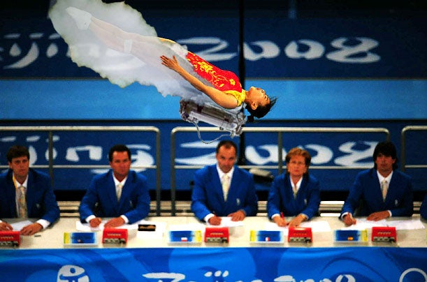 Reminder: Olympics Photoshop Contest Entries Due