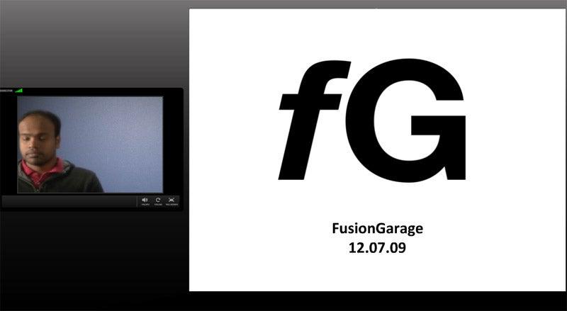 Fusion Garage's Joojoo (AKA Crunchpad) Unveiling Liveblog