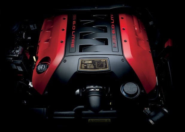 Why Don't Corvette Engine Covers Get Cool Engine Output Graphs?