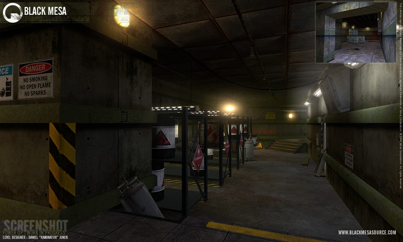 Unofficial Half-Life Remake Looking Prettier By The Year