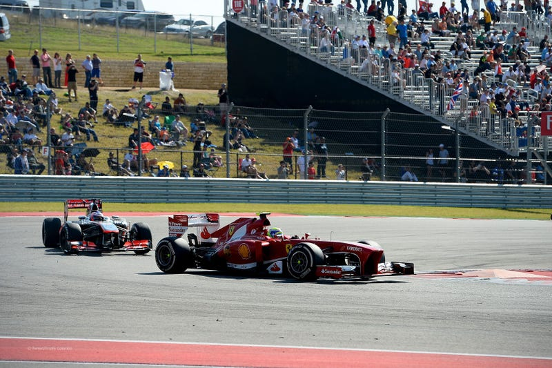 American Grand Prix in Pictures