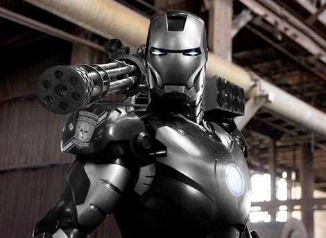 Iron Man 2 Reviews Range From Unwatchable To AWESOME!