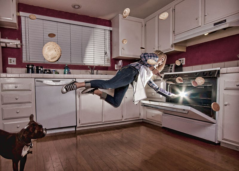 Shooting Challenge: Levitation, Gallery 1