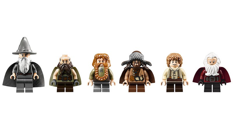 The Hobbit's New LEGO Sets Are Looking Mighty Precious