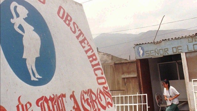 Peruvian Government Accused Of Secretly Sterilizing Thousands Of Women