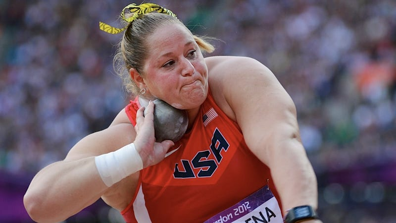 Jillian Camarena-Williams Is a Shot Putting Scientist with a License to Be Really, Really Strong