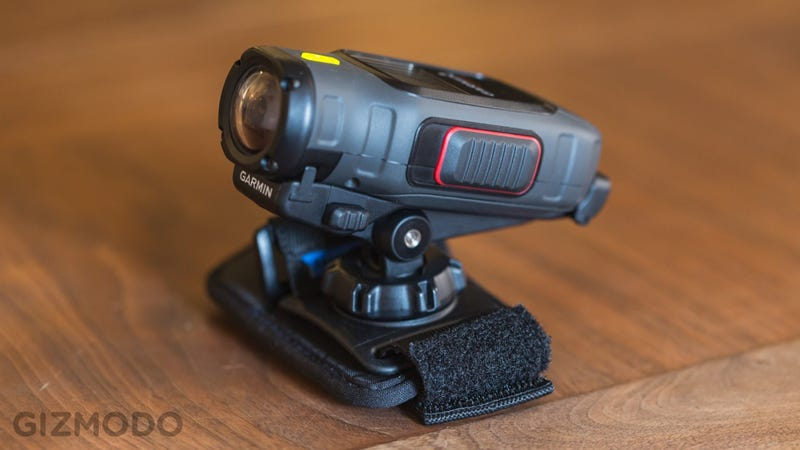 Garmin's Virb Action Camera Is Loaded--For a Price