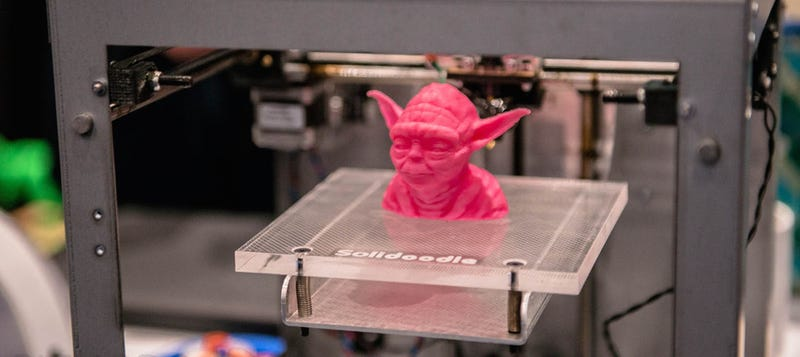 The Problem With 3D Printing in Space