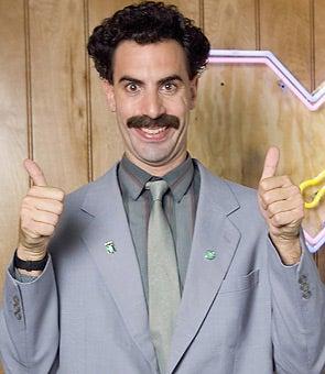 Livery Car Rapist Misunderstood Borat