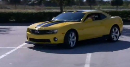 Lucky Kid Gets Camaro SS For 16th Birthday