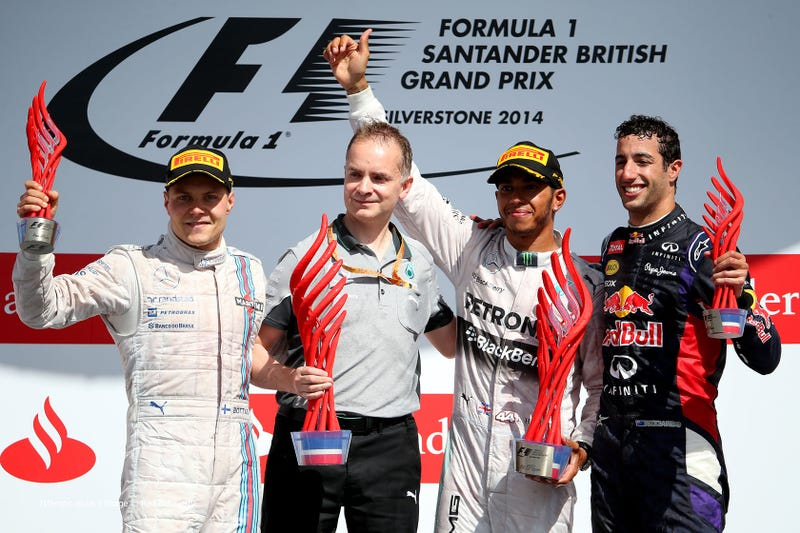 Post Race Analysis - British Grand Prix