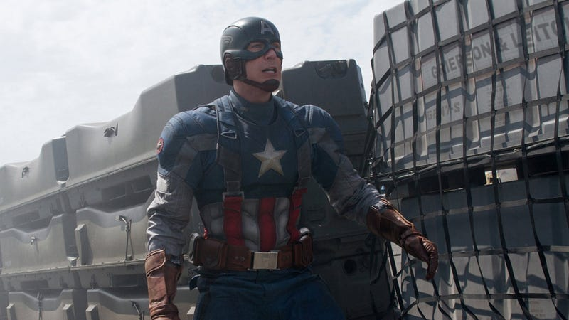 The Lone Avenger: Captain America: The Winter Soldier, Reviewed