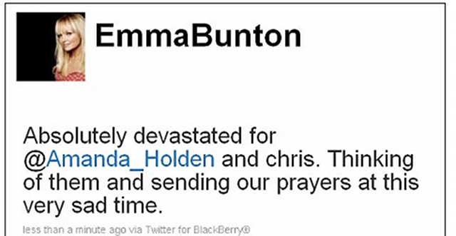 Is Tweeting Public Condolences Just Weird?
