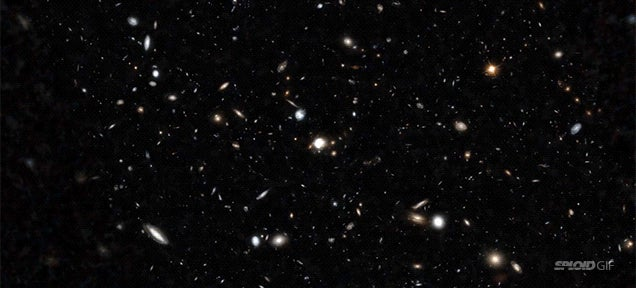Mind-blowing Hubble photo lets you fly through the Universe
