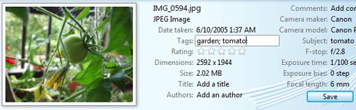 Windows Vista Destroys Photo Metadata