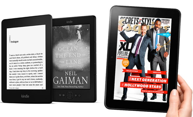 Kindle and Kindle Fires on Sale, Eneloop Batteries, USB Drives [Deals]