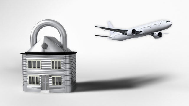 How to Protect Your Home While Traveling