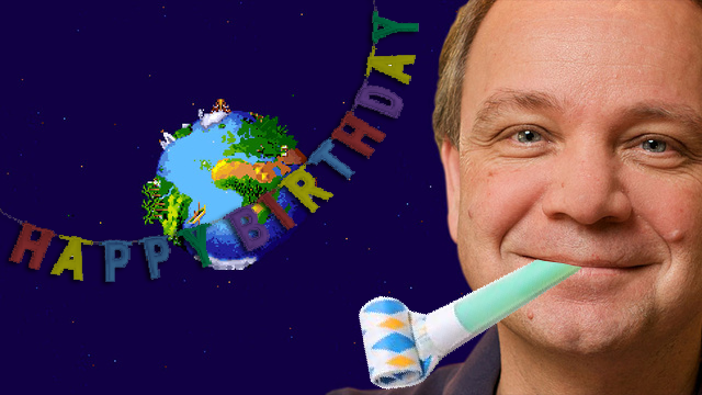 Sid Meier Turns 60 Today